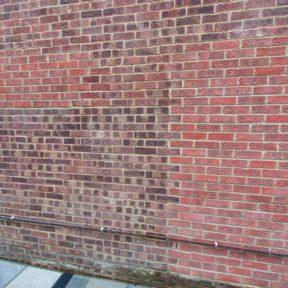 14 Door brick up