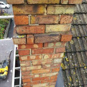 Chimney removal 3