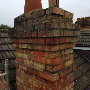 Chimney removal 4