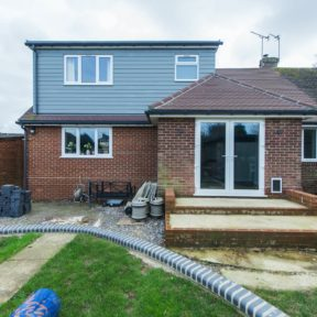 Extension completed