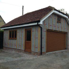 Double garage 2