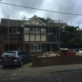 Double storey extension 4