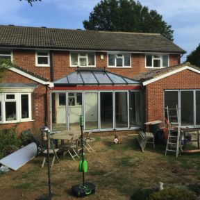 Double storey extension 5