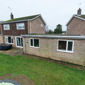 Double storey side extension 50