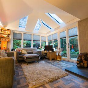 Edwardian conservatory 1