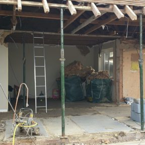 Extension with loft conversion 23