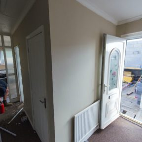 Extension with loft conversion 25
