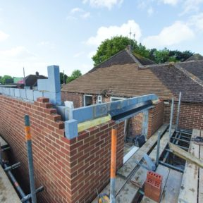 Extension with loft conversion 29