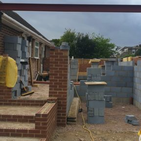 Extension with loft conversion 31