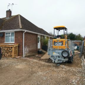 Extension with loft conversion 33