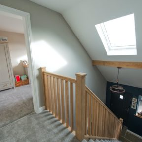 Extension with loft conversion 5