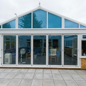 Gable Conservatory 1