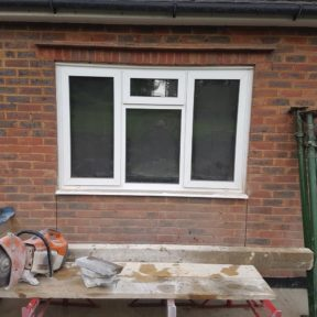 Lintel replacement 2
