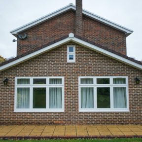 Single storey extension 1
