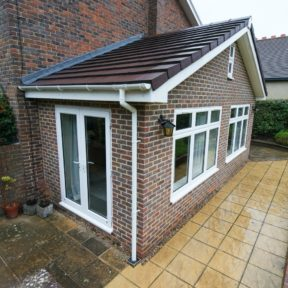 Single storey extension 2