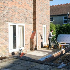Single storey extension 7