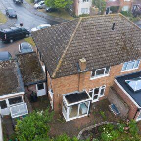 Aerial external photo