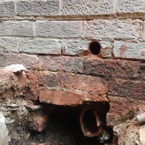 core hole